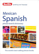 Berlitz Mexican Spanish Phrase Book   Dictionary