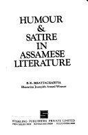 Humour & satire in Assamese literature