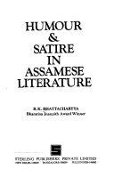 Humour & satire in Assamese literature