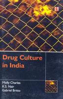 Drug Culture in India