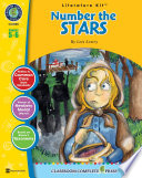 Number the Stars   Literature Kit Gr  5 6