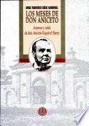 Los meses de don Aniceto
