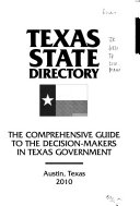Texas State Directory
