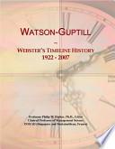Watson Guptill