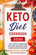 Keto Diet Cookbook 2020