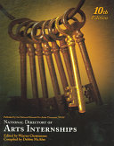 National Directory of Arts Internships