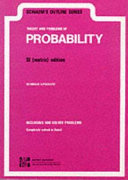 Schaum s Outline of Theory and Problems of Probability