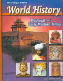 World History  Grades 6 8 Medieval and Early Modern Times