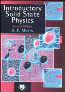 Introductory Solid State Physics, Second Edition