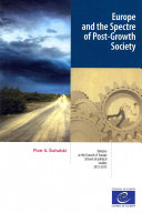 Europe and the Spectre of Post growth Society