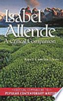 Isabel Allende book