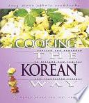 Cooking the Korean Way