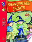 Shakespeare Shorts Gr  4 6 Readers  Theatre