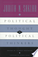 Political Thought and Political Thinkers