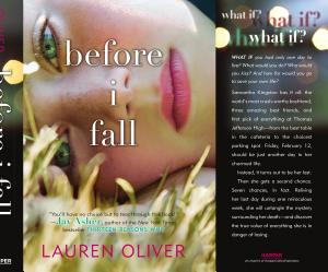 Download Pdf Before I Fall