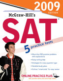 McGraw Hill s SAT  2009 Edition