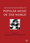 download ebook continuum encyclopedia of popular music of the world part 1 performance and production pdf epub