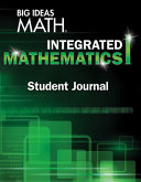 Integrated Mathematics I