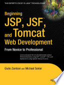 Beginning Jsp Jsf And Tomcat Web Development