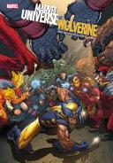 Marvel Universe Vs Wolverine book