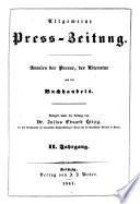 Allgemeine Pre   Zeitung