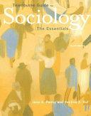 Telecourse Guide for Sociology