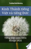 Kinh Thánh tiếng Việt và tiếng Đức