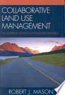 Collaborative Land Use Management