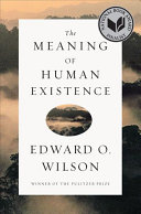 The Meaning of Human Existence Book Cover