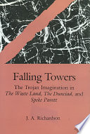Falling Towers : land, the dunciad, and speke parott are...