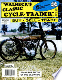 Walneck S Classic Cycle Trader December 1993