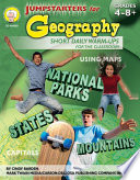 Jumpstarters For Geography Grades 4 8