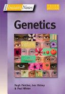 Instant Notes in Genetics