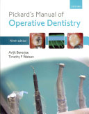 Pickard s Manual of Operative Dentistry