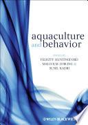 Aquaculture And Behavior book