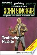 John Sinclair Sammelband 3