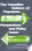 The Canadian Balance of Payments