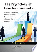 The Psychology of Lean Improvements