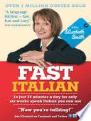Fast Italian with Elisabeth Smith  Coursebook