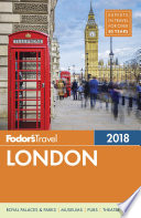 Fodor's London 2018