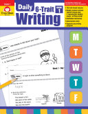 Daily 6 Trait Writing  Grade 1