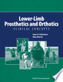 Lower limb Prosthetics and Orthotics