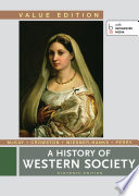 A History of Western Society  Value Edition