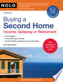 Buying a Second Home