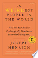 The WEIRDest People in the World Book PDF
