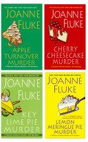 Apple Turnover Murder Bundle with Key Lime Pie Murder, Cherry Cheesecake Murder, and Lemon Meringue Pie Murder Book