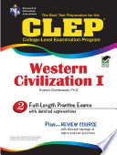CLEP Western Civilization I   Ancient Near East to 1648
