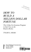 How to build a million dollar fortune