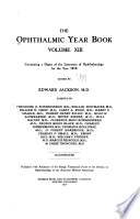 The Ophthalmic Yearbook