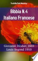 Bibbia N 4 Italiano Francese